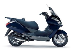 Avis scooter APRILIA Atlantic 200