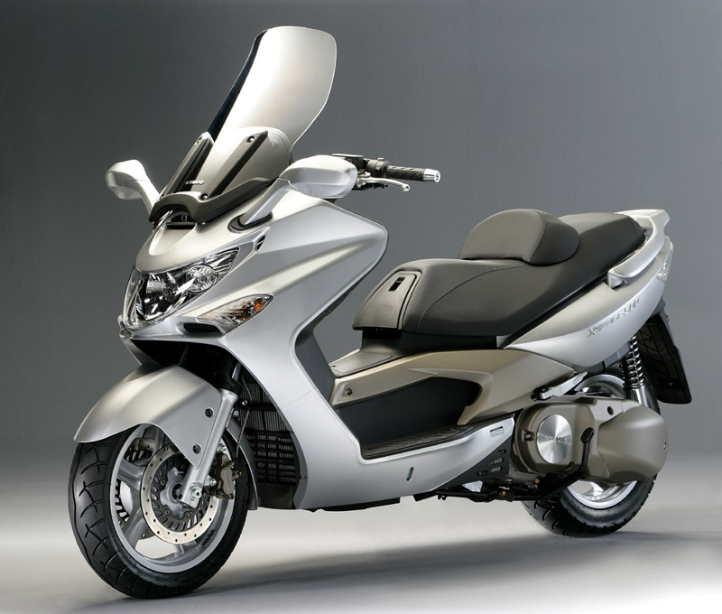 Avis scooter KYMCO Xciting 500