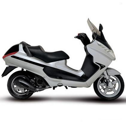 Avis scooter PIAGGIO X8 250