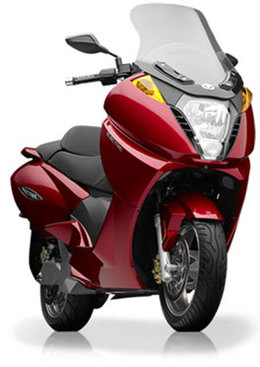 Avis scooter VECTRIX Maxiscooter Electric