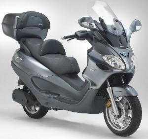 Avis scooter PIAGGIO X9 500 Evo