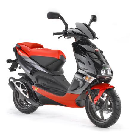 Avis scooter APRILIA SR 50 Street