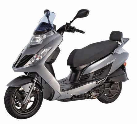 Avis scooter KYMCO New Dink 50