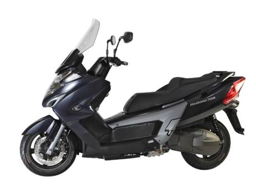 kymco myroad 700 avis et valuation du scooter kymco myroad 700. Black Bedroom Furniture Sets. Home Design Ideas
