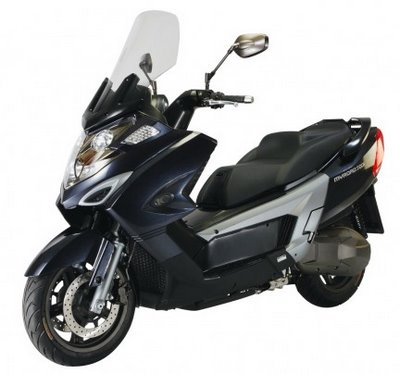 Avis scooter KYMCO Xciting 500i