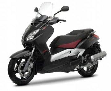 Avis scooter YAMAHA X-Max 125 ABS