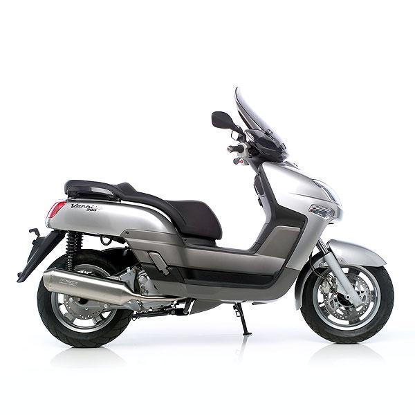 Avis scooter YAMAHA Versity 300