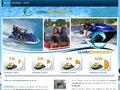 Jet ski guadeloupe avec WavEvasion: jetski et scooter des mers