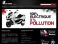 Scooter électrique Enrmax