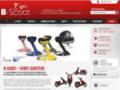 Scooters italiens et accessoires – B-Scoot